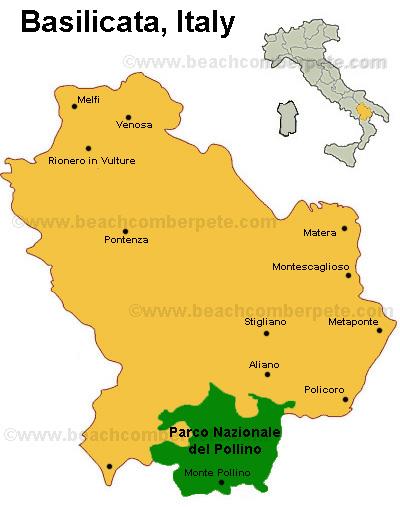 Basilicata Italy Travel Information Beachcomber Pete Travel Adventures