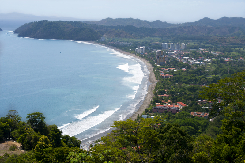 Jaco, Central Pacific,Costa Rica