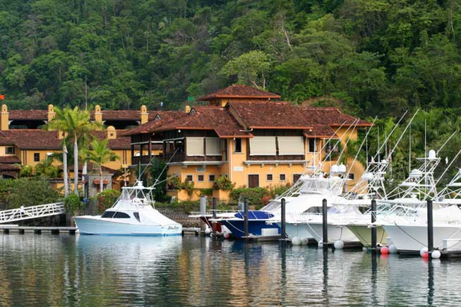 Los Suenos Marina, Central Pacific, Costa Rica