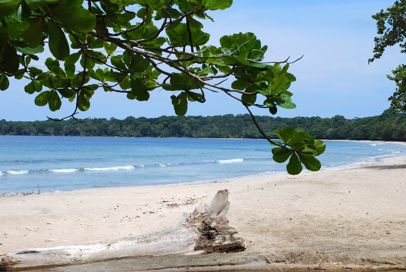 Beaches of Cahuita National Park, Costa Rica