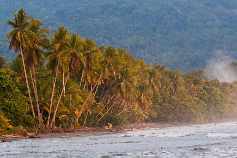 Coastline Uvita, Southern Pacific Costa Rica