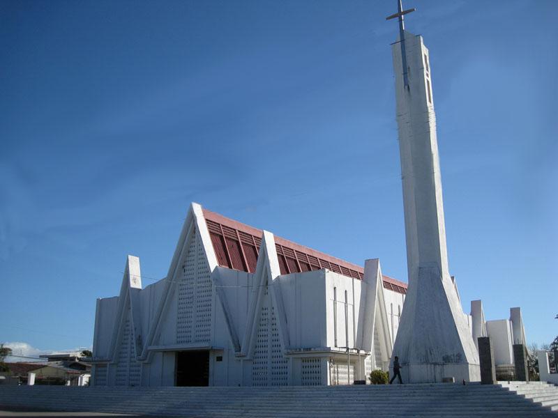 Iglesia Immaculada Concepción de María , Liberia, Costa Rica