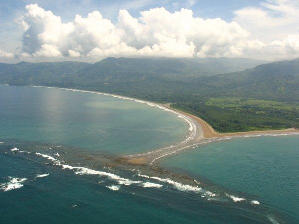 Marino Ballena National Park, Southern Pacific, Costa Rica