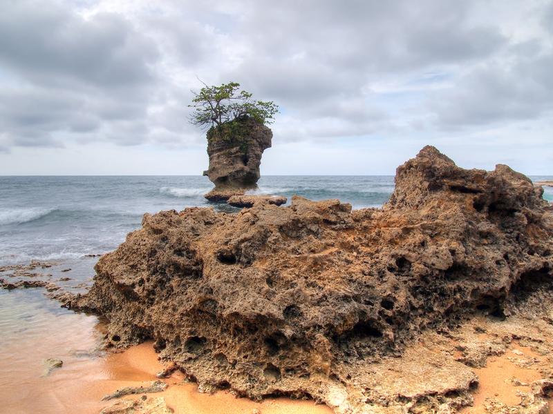 Rocky Coast, Gandoca- Manzanillo Wildlife Refuge, Costa Rica