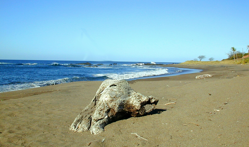 Playa Caletas, Nicoya Peninsula, Costa Rica