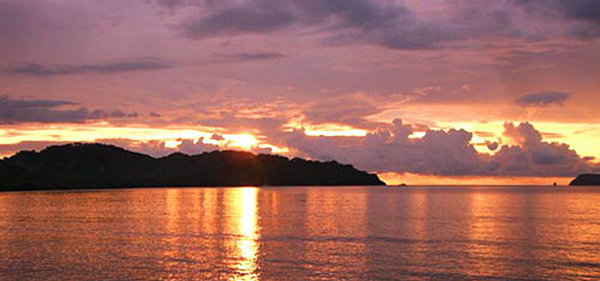 Playa Panama Guanacaste, Costa Rica