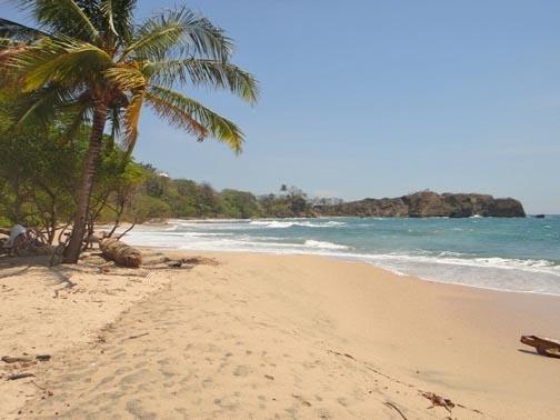 Playa Pelada, Nicoya Peninsula, Costa Rica