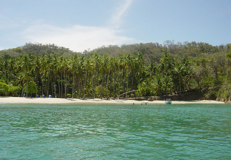 Tortuga Island, Nicoya Peninsula, Costa Rica