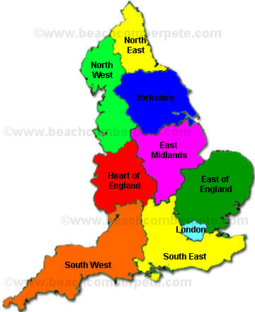 England Map Of England England Map England Travel Information - Map of england