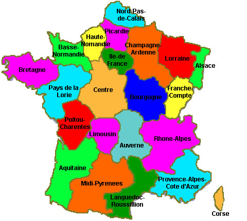 Map Of France Over Time.France Map Of France Regions Of France Map France Travel