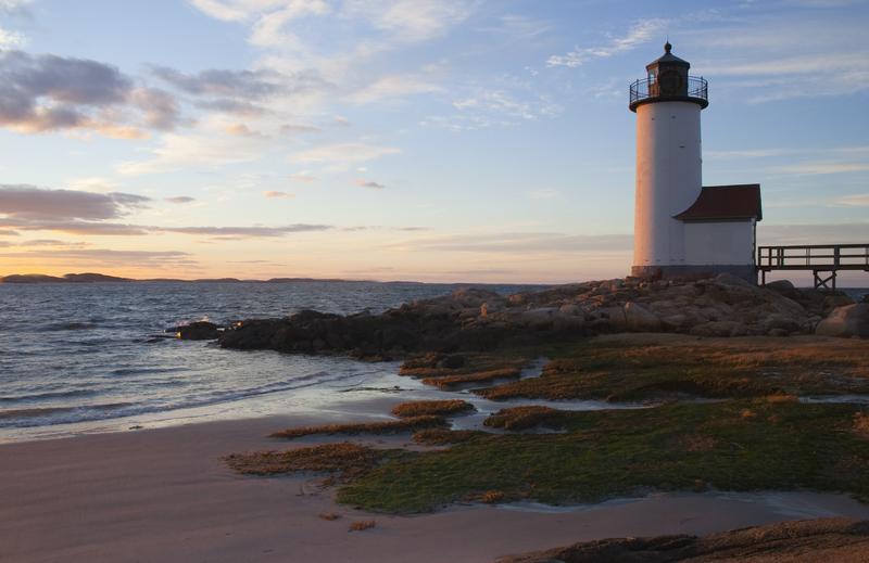 Annisquam Lighthouse Massachsetts United States