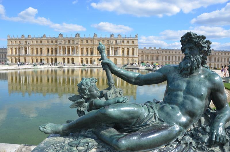 Chateau Versailles, France