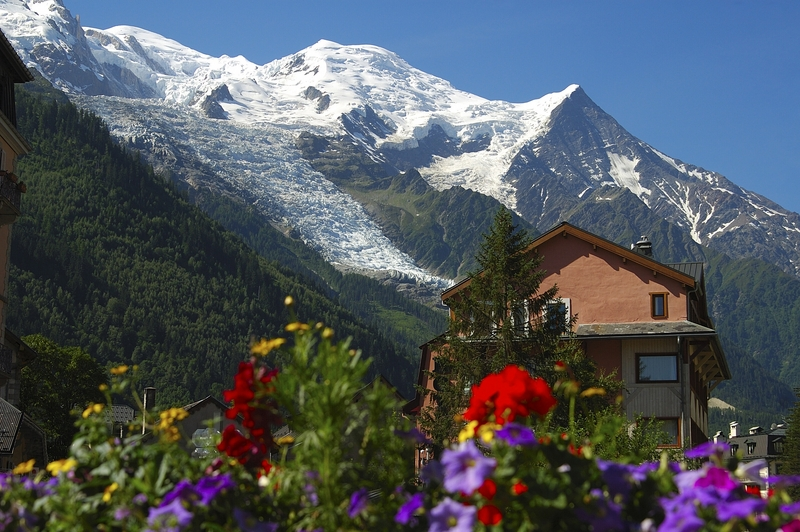 French Alps, Chamonix, Italy
