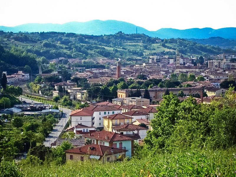 Montevarchi, Tuscany, Italy