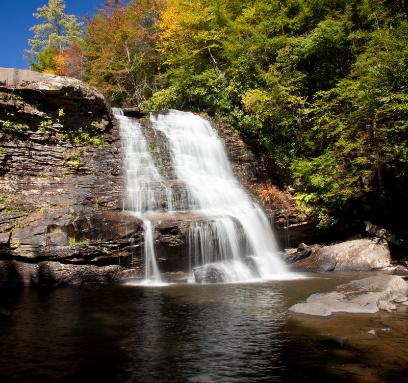 Swallow Falls Maryland, United States