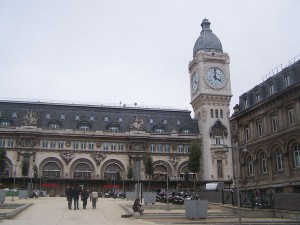 Gare de Lyon, Train Station, Paris, France