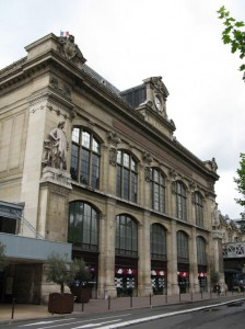 Gare'd Austerlitz, Train Station Paris France