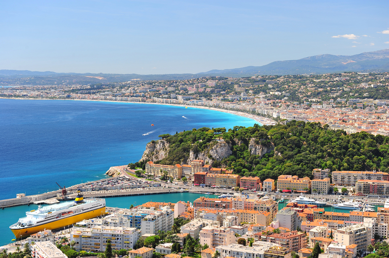 Mediterranean Resort, Nice, France