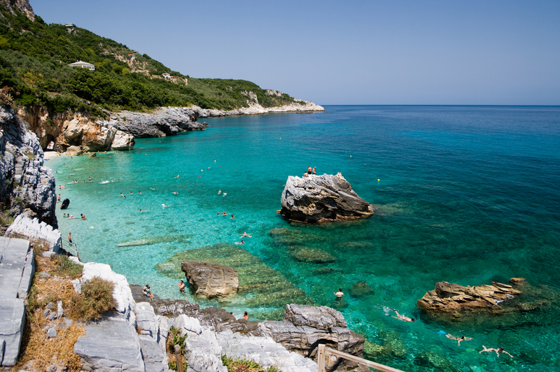 Mylopotamos, Pelion, Thessaly, Greece