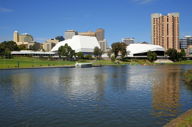 River Torrens Adelaide, Australia