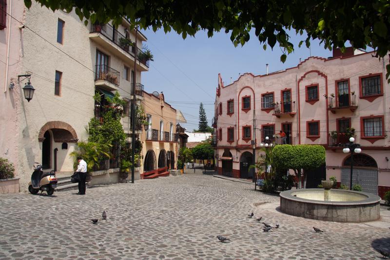 Cuernavaca Plaza, Morelos, Mexico