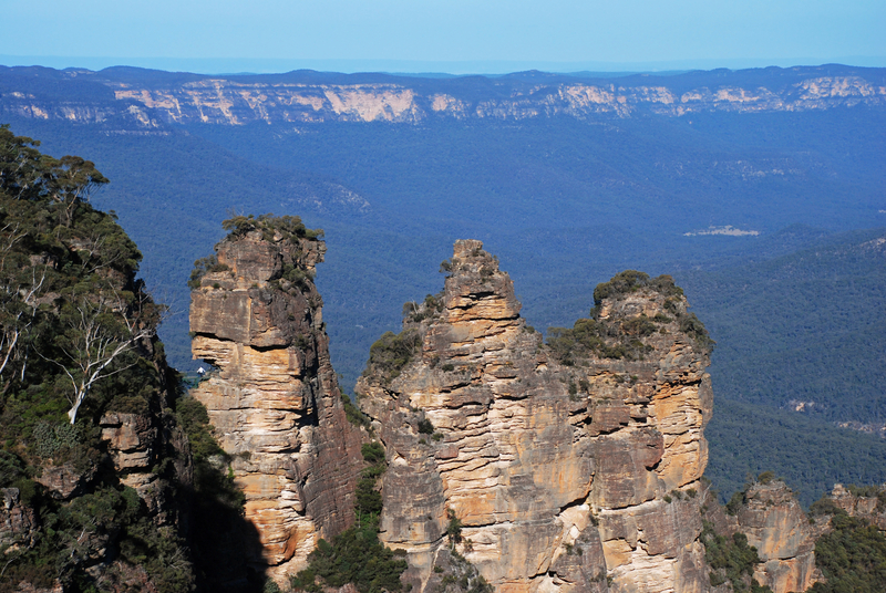 Three Sisters, Blue Mountains, New South Wales, Australia