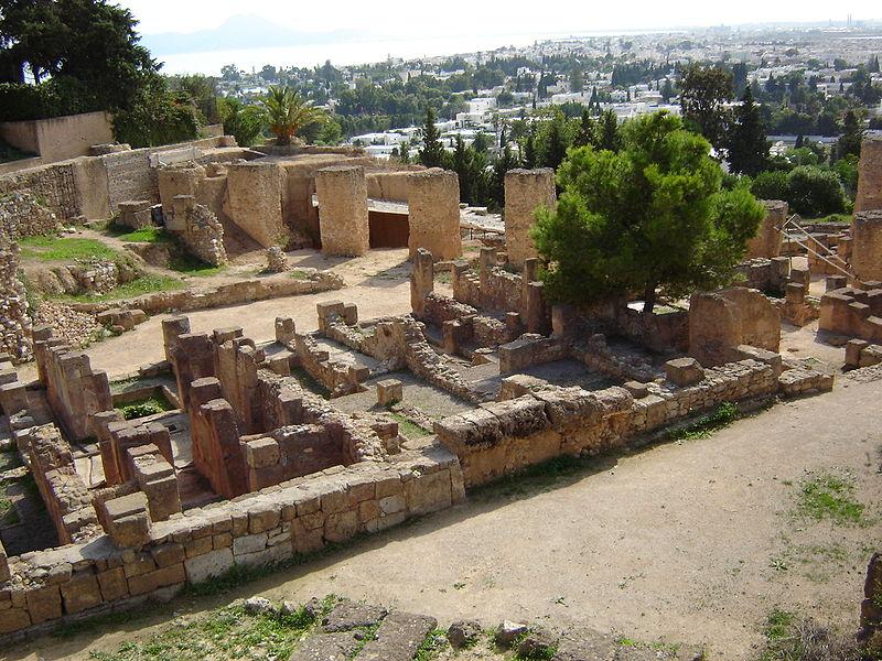 Quartier_Punique_Tunisia