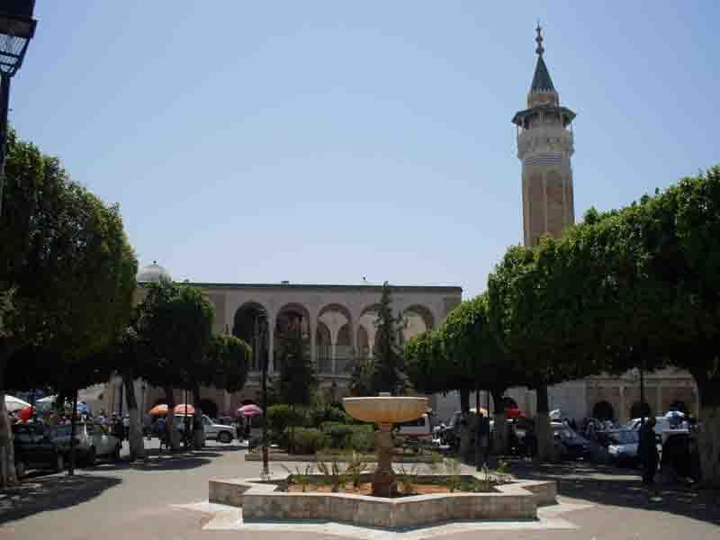 Place Halfaouine Tunisia
