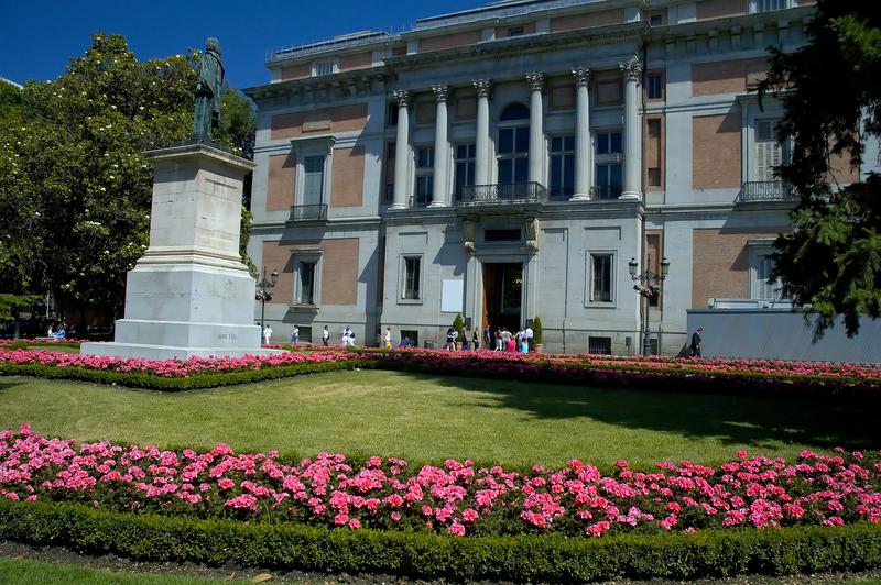 Madrid Museo del Prado, Spain