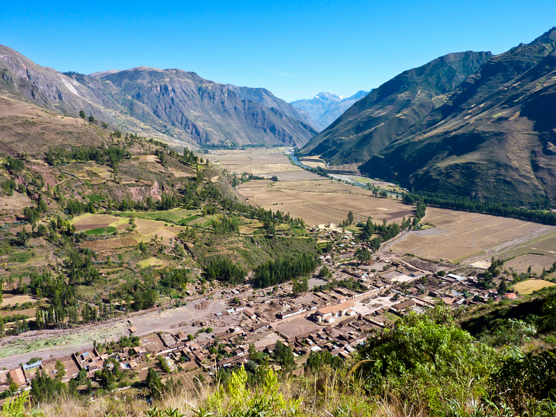 Sacred Valley of Peru
