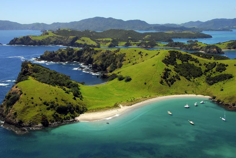 Waewaetorea Passage - Bay of Islands, New Zealand