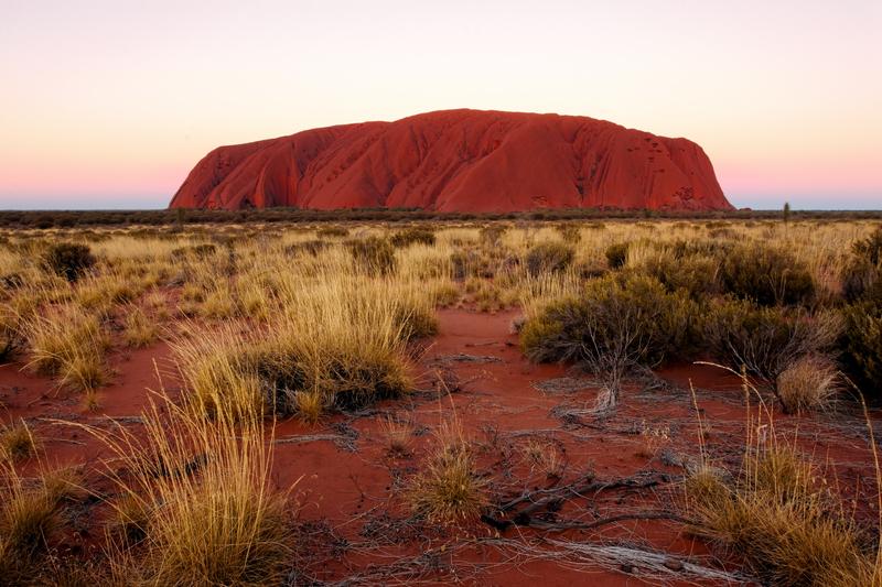 Ayer's Rock, Uluru, Northern Territory Australia