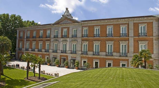 Thyssen Bornemisza Museum, Madrid, Spain