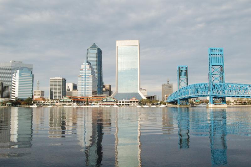 Along St. Johns River, Jacksonville, Florida