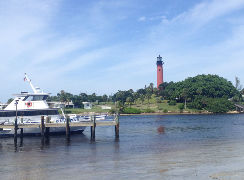Jupiter Inlet and Lighthouse Jupiter, Florida