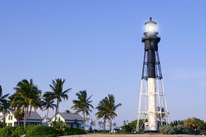 Pompano Beach Lighthouse, Pompano Beach, Florida