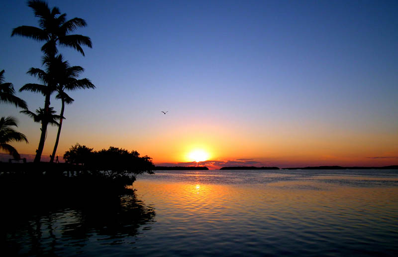 Sunset Islamorada, Florida Keys