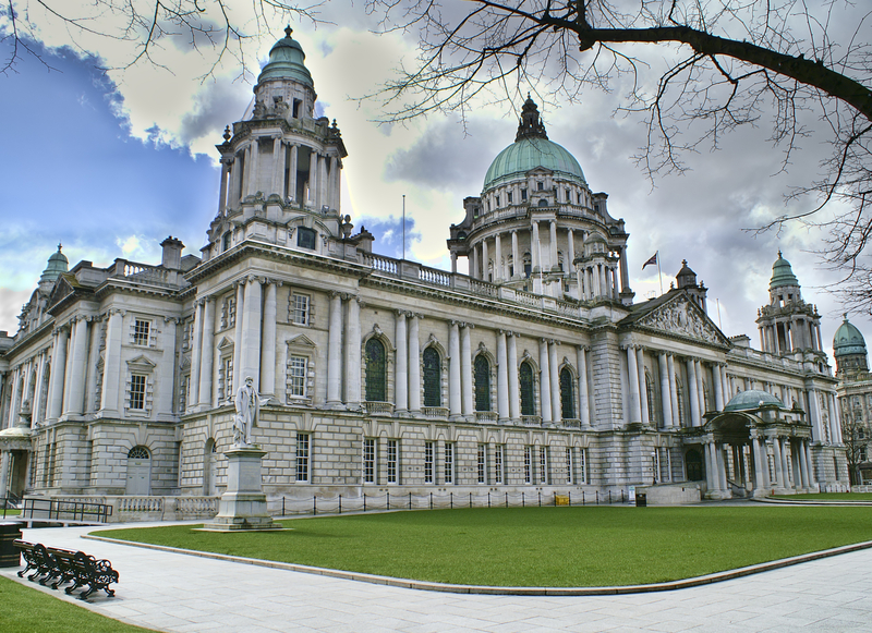 City Hall, Belfast Northern Ireland