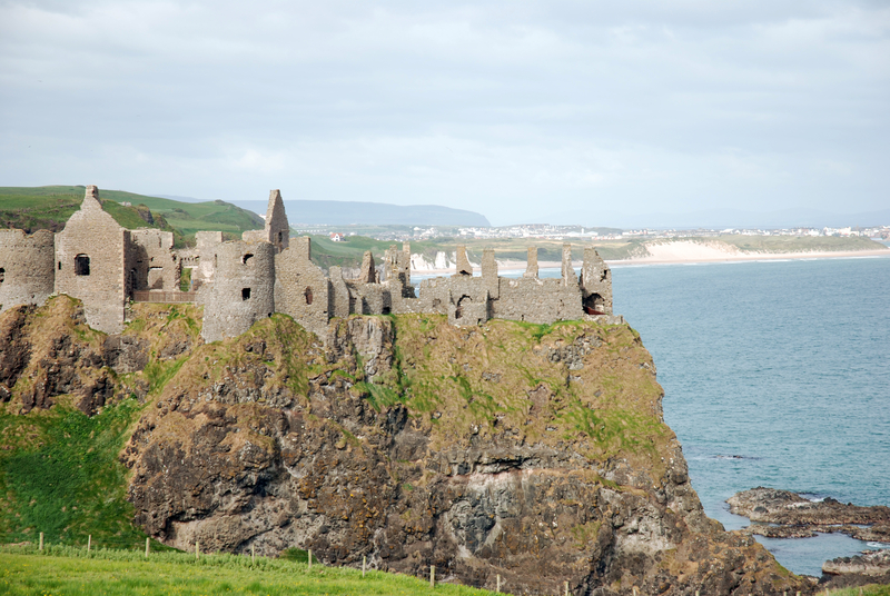 Dunluce Castle & Portrush, Northern Ireland