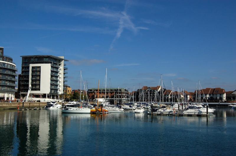 Ocean Village, Southampton, England
