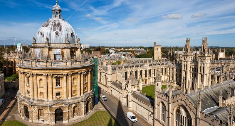 Oxford University. Oxford, England, United Kingdom