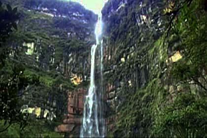 Catarata De Chinata, Peru Photo by Peru Top Tours