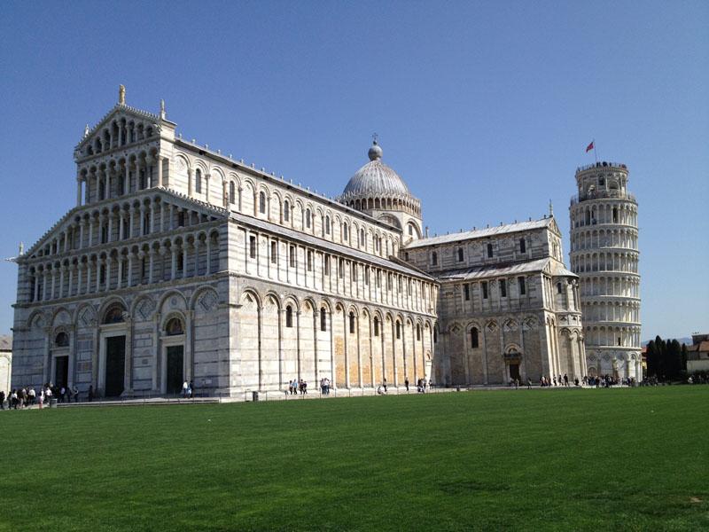 Duomo Pisa, Leaning Tower of Pisa, Piazza dei Miracoli, Pisa Italy