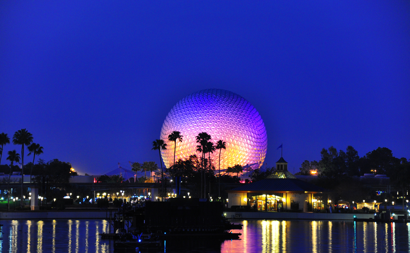 Epcot Center, Walt Disney World Resort, Florida
