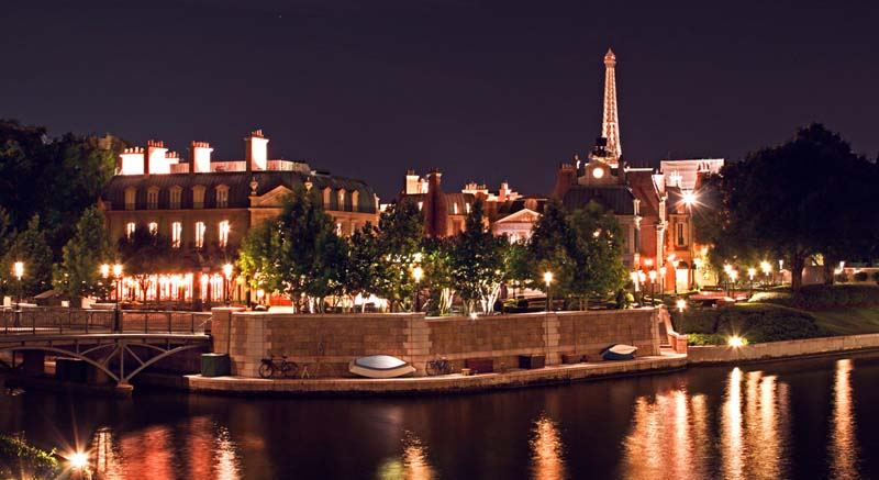France Pavilion, World Showcase, Epcot Center, Walt Disney World, Florida