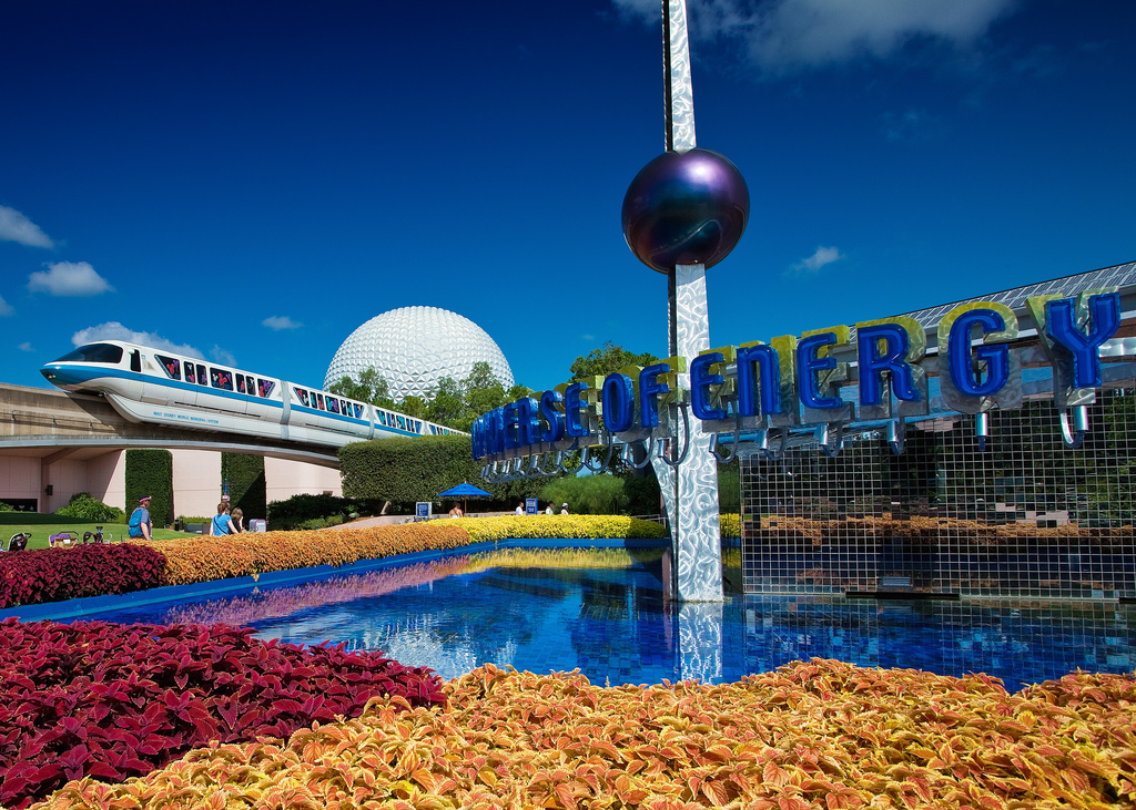 Future World, Epcot Center, Walt Disney Resort