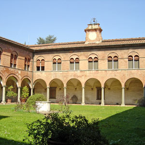 National Museum of San Matteo, Pisa, Italy