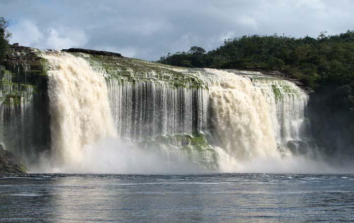 Angel Falls Best Tourist Attractions In Venezuela