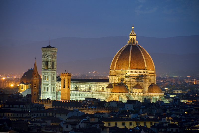 The Duomo, Centre District, Florence, Italy