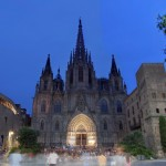 Barcelona Cathedral, Spain